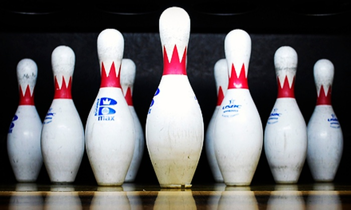 Town 'N Country Bowl - Vancouver: Two Games of Bowling with Shoe Rental and Food Credit for Two or Four at Town 'N Country Bowl (Up to 53% Off)