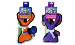 3-pack Of Water And Chew-resistant Dog Toys
