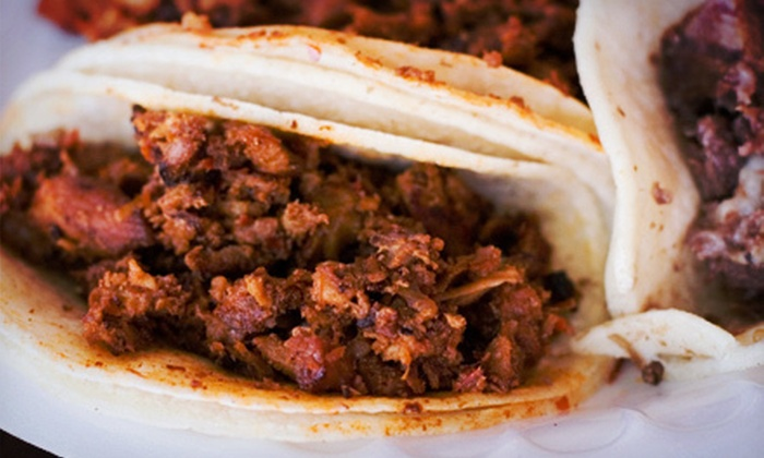 La Quesadilla Mexican Grill - St. John: $10 for $20 Worth of Mexican Food at La Quesadilla Mexican Grill