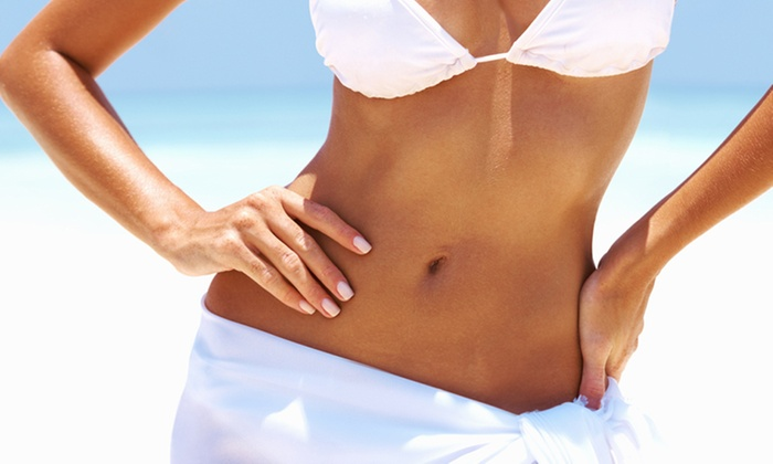 The Bronzetique - Dallas: $19 for $35 Worth of Manual Airbrush Spray Tanning — The Bronzetique