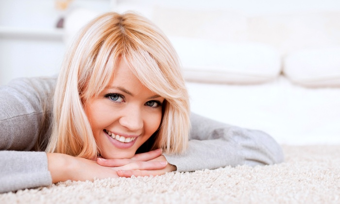 Shiny Carpet Cleaning - Washington DC: Deep Carpet Steam Cleaning for 3 or 5 Rooms Up to 200 Square Feet Each from Shiny Carpet Cleaning (Up to 41% Off)