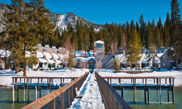 Aston Lakeland Village Resort - South Lake Tahoe, CA: 1-Night Stay at Aston Lakeland Village Resort in South Lake Tahoe, CA
