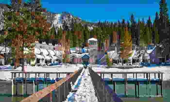 Aston Lakeland Village Resort - South Lake Tahoe, CA: 1-Night Stay at Aston Lakeland Village Resort in South Lake Tahoe, CA