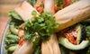 Lucys Tamale Factory - Alum Rock: Tamale Catering Package with Refried Beans, Rice, and Salad for 25 or 50 from Lucy's Tamale Factory (Up to 59% Off)