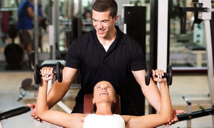 Caesar Fitness Personal Training - Greensboro: Five or 10 Personal Training Sessions at Caesar Fitness Personal Training (Up to 69% Off)