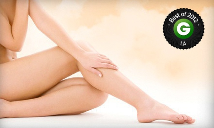 LaserAway - LaserAway: Six Laser Hair-Removal Treatments on a Small, Medium, or Large Area at LaserAway (Up to 83% Off)