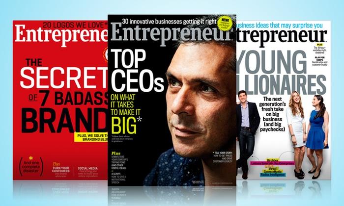 Entrepreneur Magazine Group 28