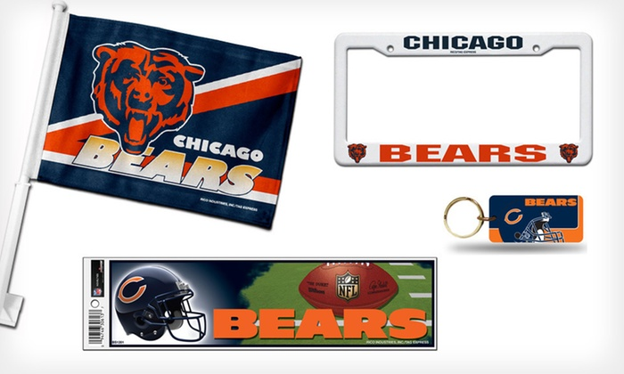 NFL Car-Tailgate Accessories Kit: $15 for an NFL Car-Tailgate Accessories Kit ($24.99 List Price). 32 Team Logos Available. Free Shipping.