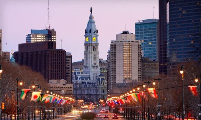Sonesta Hotel Philadelphia - Philadelphia: One-Night Stay with Valet Parking at Sonesta Hotel Philadelphia in Downtown Philadelphia