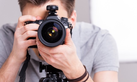 Corso di fotografia di 8 o 12 ore per una o 2 persona in zona Trastevere da 6PM Studio (sconto fino a 81%)