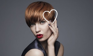 Salon Fryzjerski Karol Banasiak: Strzyżenie z modelowaniem, maską keratynową i poradą stylisty za 49,99 zł i więcej opcji w Salonie Karol Banasiak