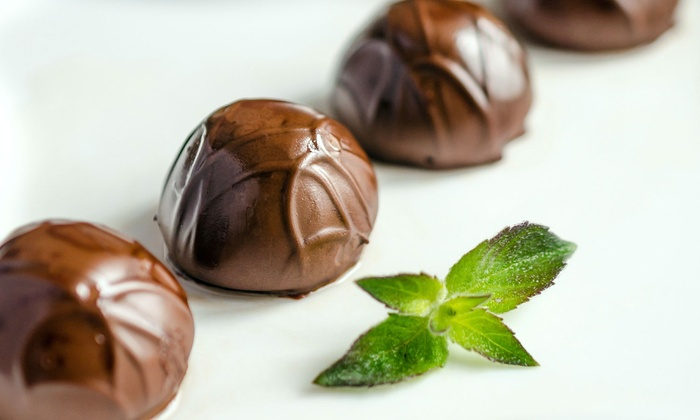 Chocolate Truffle-Making Class - Washington: Temper Chocolate and Handcraft Mint Truffles with a Chocolatier