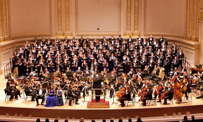 """""""Shawnee Press: Celebrating 75 Years in Music"""" - Stern Auditorium/Perelman Stage at Carnegie Hall: Shawnee Press: Celebrating 75 Years in Music at Carnegie Hall on February 17 at 7 p.m. (Up to50% Off)"""