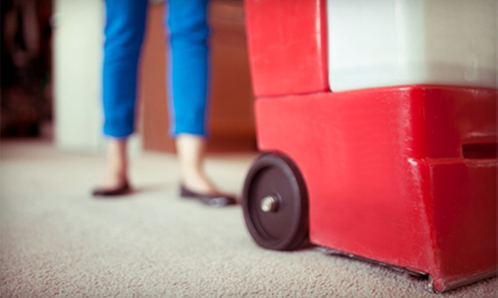 Supreme Air - Houston: Carpet Cleaning for Up to Three or Four Rooms or the Whole House from Supreme Air (Up to 55% Off)