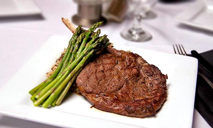 Amrheins - South Boston: $35 for Dinner for Two at Amrheins (Up to $70 value)