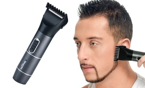 palladium hair and beard trimmer groupon goods. Black Bedroom Furniture Sets. Home Design Ideas