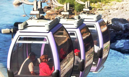 $9 for Admission for Two on the SkyRide at Riverfront Park ($15 Value)