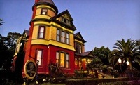 4-Star Luxury Victorian Hotel in San Diego
