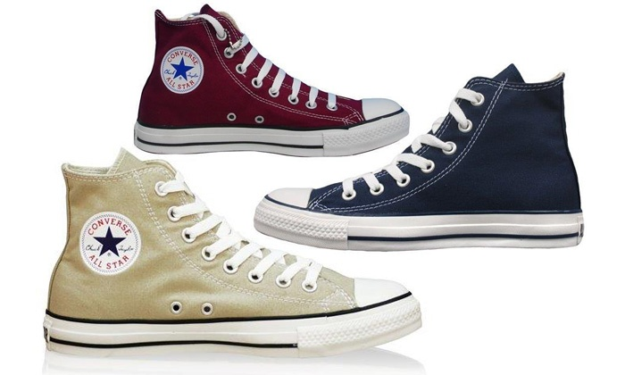 4cc88b4e74b Converse All Stars in 3 kleuren | Groupon Goods