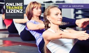 OTL Online-Akademie: 6 Monate Online-Ausbildung zum/r Pilates-Trainer/in mit 14 Modulen bei der OTL Online-Akademie (22% sparen*)