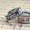 Personalized Stamped Ring from Stamp the Moment