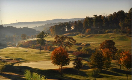 18-Hole Round of Golf for Two with Cart Rental at Thousand Hills Golf Course (Up to Half Off)
