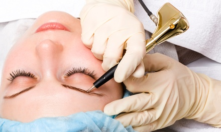 Permanent Eyeliner and Eyebrows at Body Logic Wellness Center (Up to 69% Off). Three Options Available.