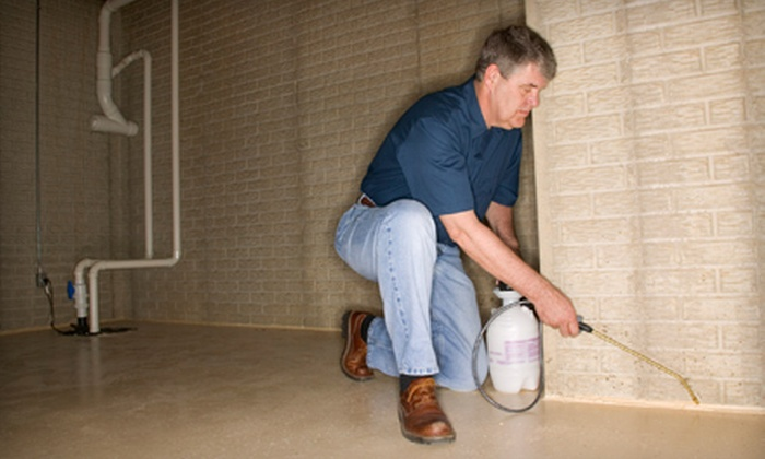 Terminix - Greater Fondren Southwest: $69 for a One-Time Pest-Control Service with Complimentary Termite Inspection from Terminix ($199 Value)