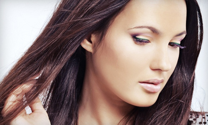 Gina Camaj Salon and Spa - Colonie: Salon Services at Gina Camaj Salon and Spa (Up to 67% Off). Four Options Available.