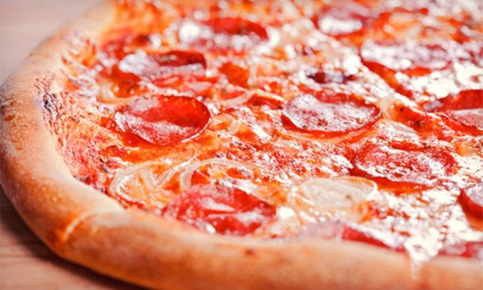 JoJo's Pizza Kitchen - Brea-Olinda: $12 for $25 Worth of Italian Food at JoJo's Pizza Kitchen