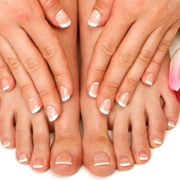 manicure and pedicure - Princess Nails & Spa-A   Groupon