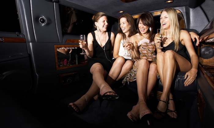 Limo Bob's - Key Club Lounge - Key Largo: Nightclub & Limousine Packages for Two or Four from Limo Bob's -Key Club Lounge (Up to 74% Off). Four Options Available.