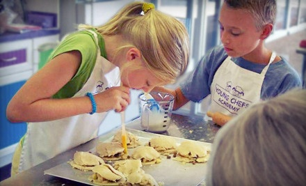 90-Minute Kids' Cooking Class for One (up to a $45 value) - Young Chefs Academy in Forest Hills