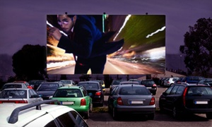 Ford Drive In: Drive-In Movie Double Feature for Two or Family of Four at Ford Drive In (Up to 52% Off)