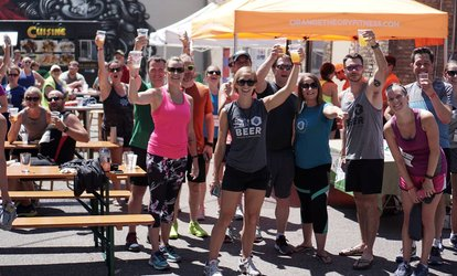 image for Entry to Run for Beer - Black Acre Brewing (Up to 42% Off). Two Options Available.