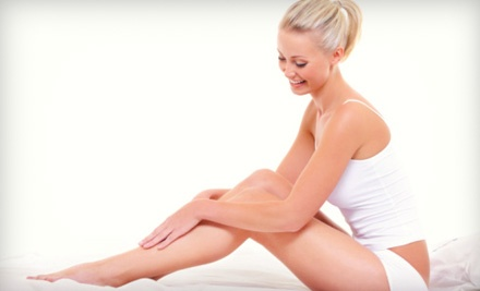 Six Laser Hair-Removal Treatments on a Small, Medium, or Large Area at Medi-Spa W (Up to 88% Off)