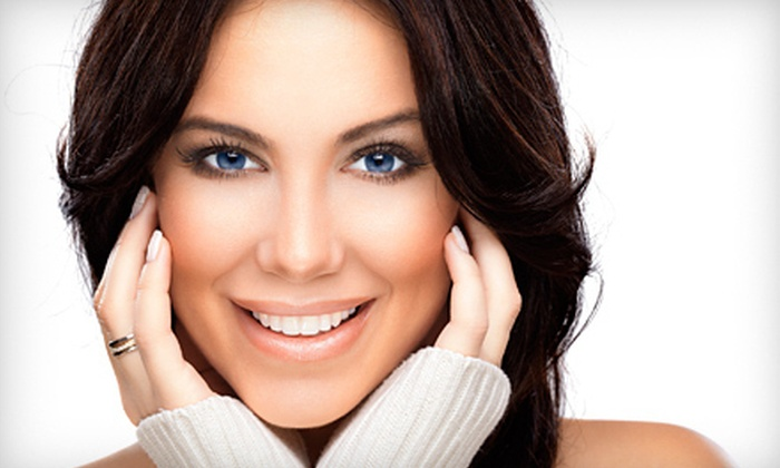 Inside Out Beauty Bar - Bellmore: Everyday or Evening-Out Makeover with Facial and Makeup Application at Inside Out Beauty Bar in Bellmore (Up to 56% Off)