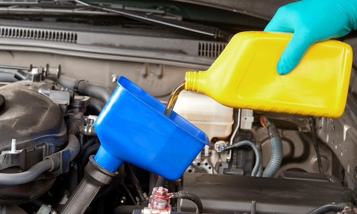 Bucky's Complete Auto Repair - Multiple Locations: $43 for an Auto-Maintenance Package at Bucky's ($154 Value). 16 Locations Available.