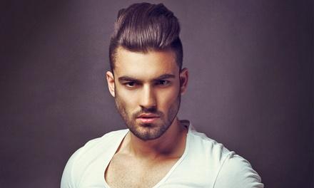 Taglio uomo con hair spa -71%