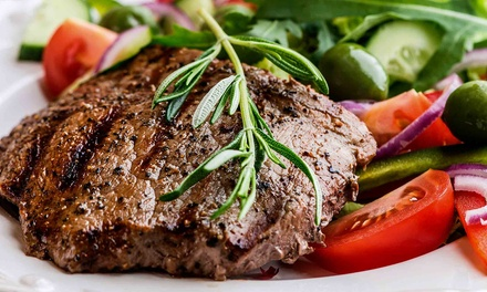 Party Package for 20, or $16 for $30 Worth of Food and Drinks at Don Davis Uruguayan Steak House