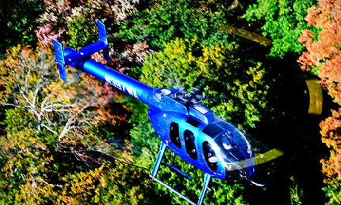 Wings Air - White Plains: Scenic Helicopter Tour from Wings Air (41% Off)