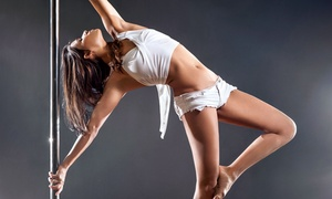 Jordin's Paradise: 3 or 10 Drop-In Fitness and Pole-Dancing Classes, or Party Package for Up to 30 at Jordin's Paradise (Up to 67% Off)