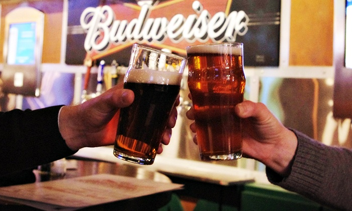 Budweiser Brew House at Ballpark Village - Downtown St. Louis: $11 for $20 Beer Card at Budweiser Brew House at Ballpark Village