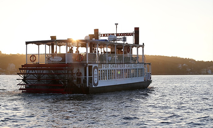 Murphy's The Cable Wharf - South End: Taste of Nova Scotia Dinner Cruise or Brunch Cruise for 1, 2, or 4 from Murphy's The Cable Wharf (Up to 49% Off)