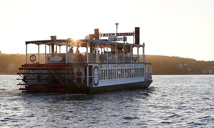 Taste of Nova Scotia Dinner Cruise or Brunch Cruise for 1, 2, or 4 from Murphy's The Cable Wharf (Up to 49% Off)