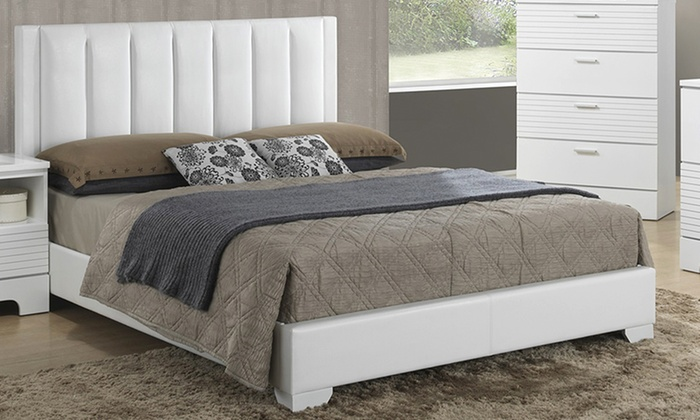 Baxton Studio Beds Groupon Goods