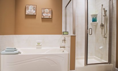 image for $87 for $1,000 Toward a Complete Bath or Shower Renovation from Bath Planet of Chicagoland