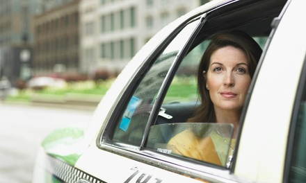 Up to 50% Off Taxi Services  at DONALD'S TAXI
