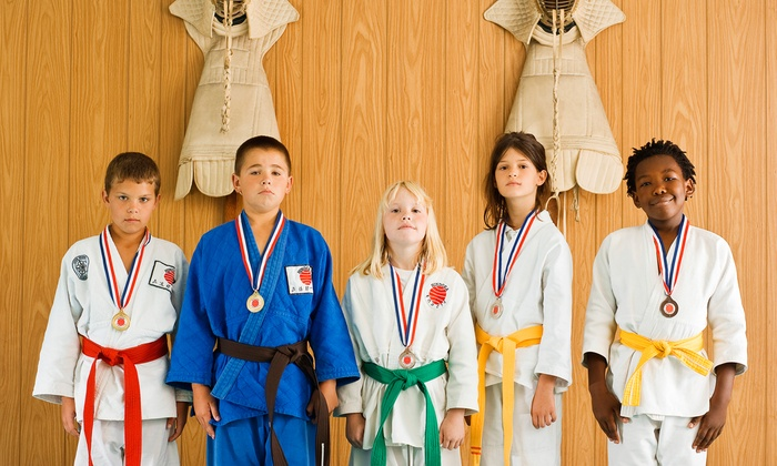 Ussery's Martial Arts - Evansville: $43 for $85 Worth of Martial-Arts Lessons at Ussery's Martial Arts