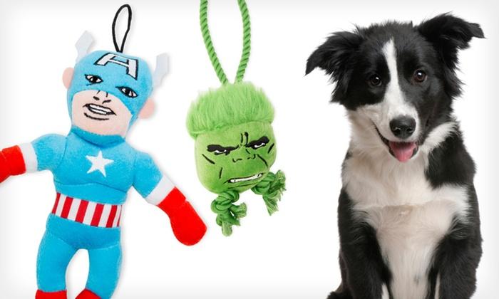 $3.99 for Marvel Pet Toys ... & Marvel Pet Toys | Groupon Goods